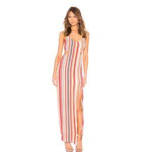 NEW NBD Pippa Dress Multi Small B74